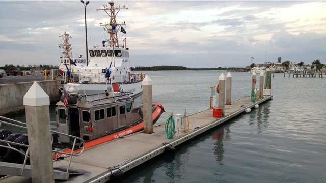 Missing divers search