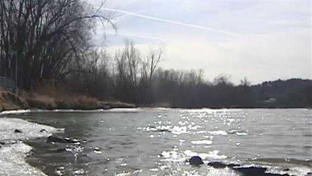 Snow Pack May Ease Spring Flooding - img
