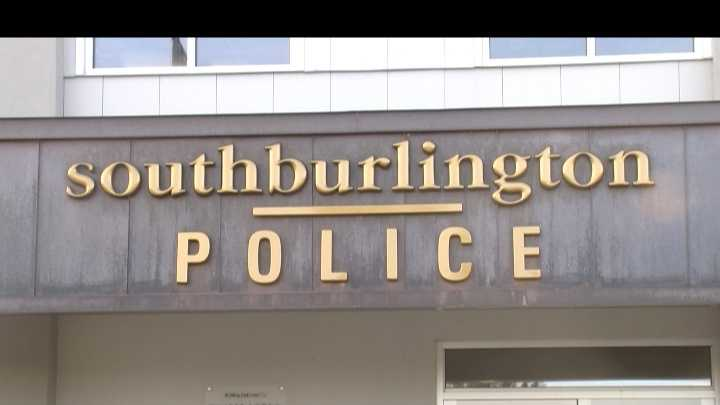 South Burlington police are investigating a string of burglaries over the past few days -- one even involved the theft of a weapon.