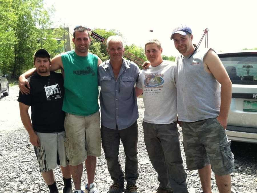 Jeremy Wade, host of River Monsters, was in fishing on Lake Champlain in Panton, Vermont. Seth Decker, a New York resident, and a few of his pals caught up with him.