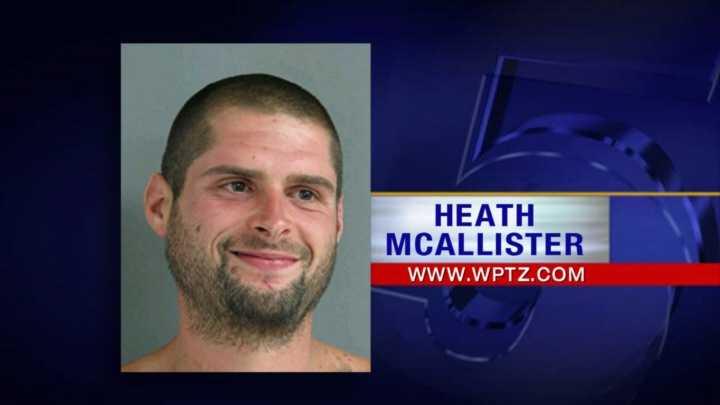 heath mcallister