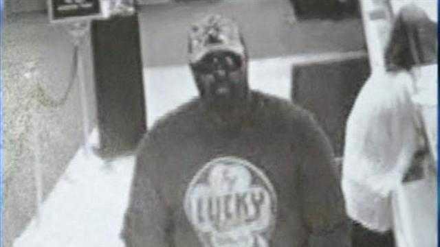 Plattsburgh bank robber still MIA