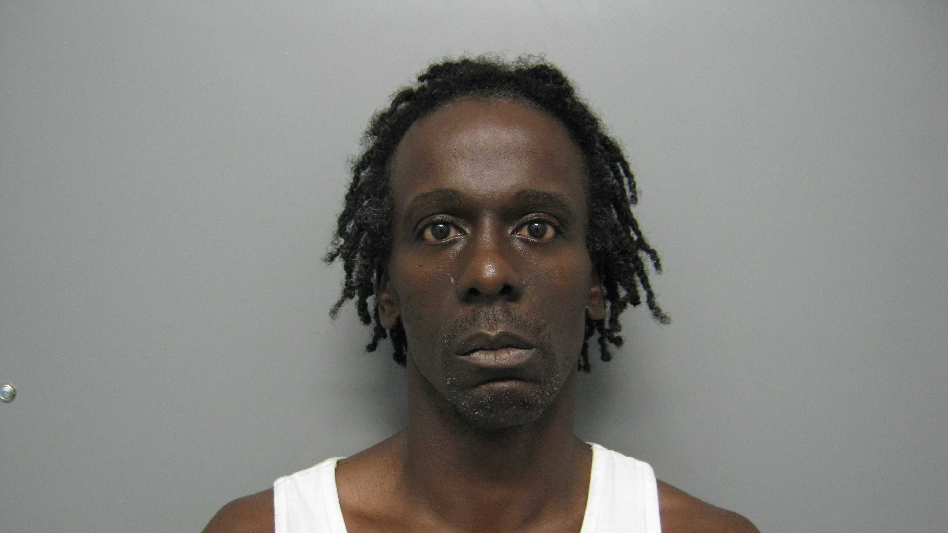 Chaty Register is facing aggravated assault charges related to a stabbing on Monday. Police say Register stabbed another man in the arm at a laundromat in Burlington on Monday.
