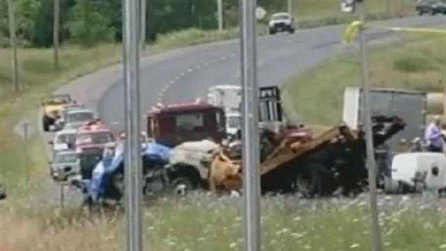 Fatal crash in Antwerp, N.Y.
