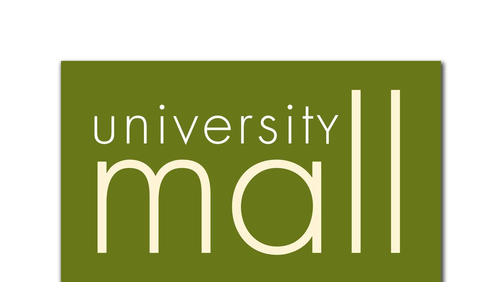 University Mall - Logo