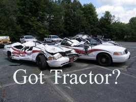 """Got Tractor?"""