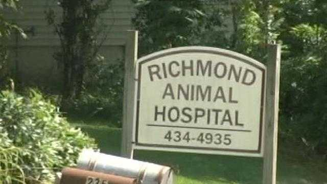 A local animal hospital is ransacked and police have no leads at this time.