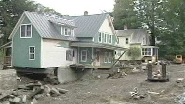 Gov. Shumlin on one year after Irene