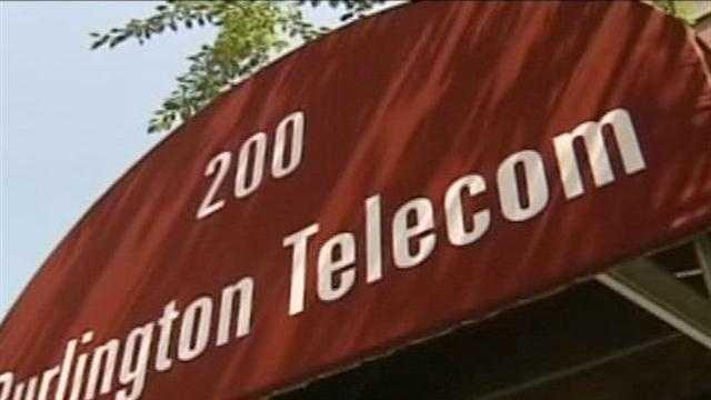 One Burlington Telecom case dismissed