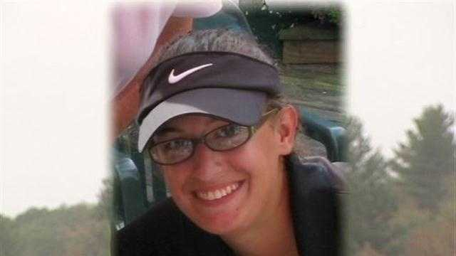 The flag flew at half-staff at Vermont's Rutland Country Club Friday in honor of avid golfer Carly Ferro.