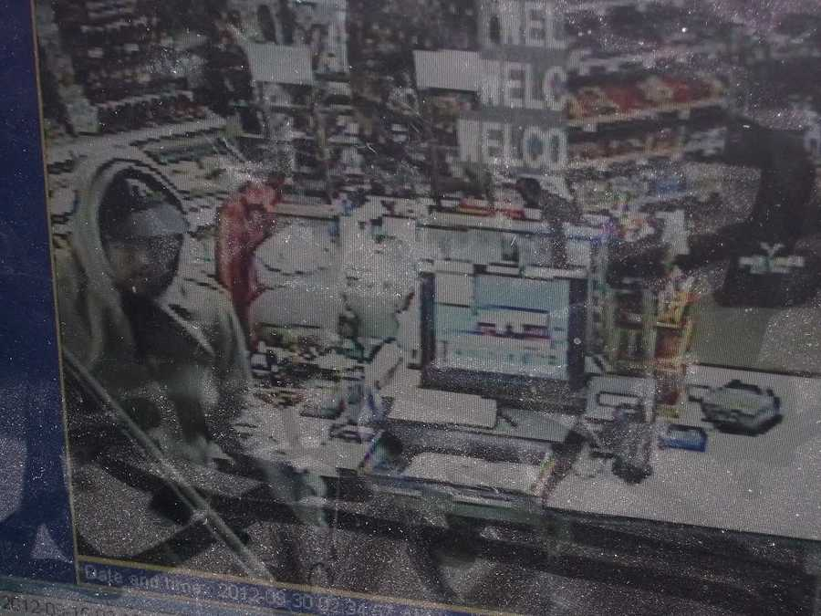 Police in Hartford, Vt., are investigating what they said may be a break-in. In Quechee, officers found the front doors of the Jiffy Mart off Woodstock Road smashed in. They said someone drove into the doors, then took off before police arrived. The store's clerk said money and merchandise were taken. It's unclear whether or not the smashed doors and the missing items are related.