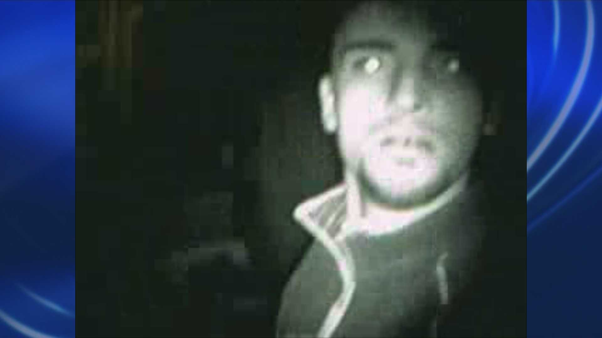 100712 Video captures burglar in the act, police say