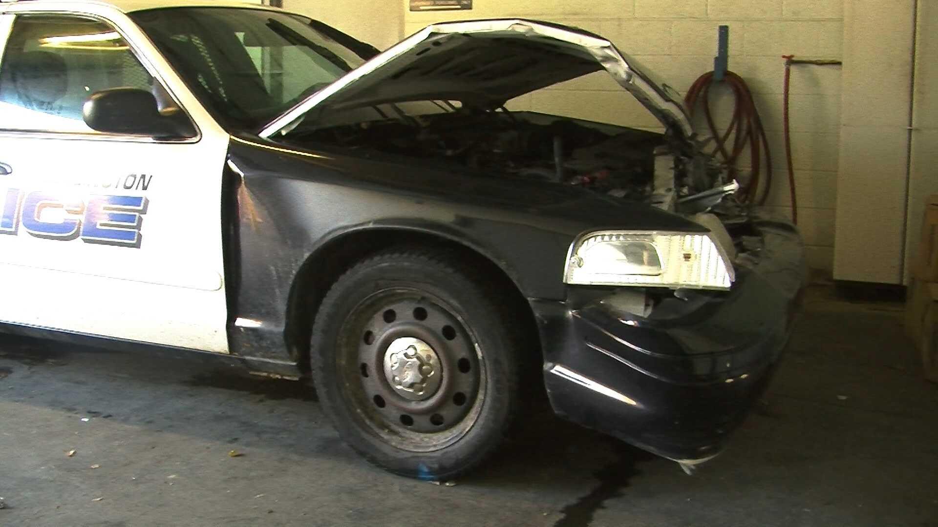 102012 Burlington police cruiser involved in crash - img
