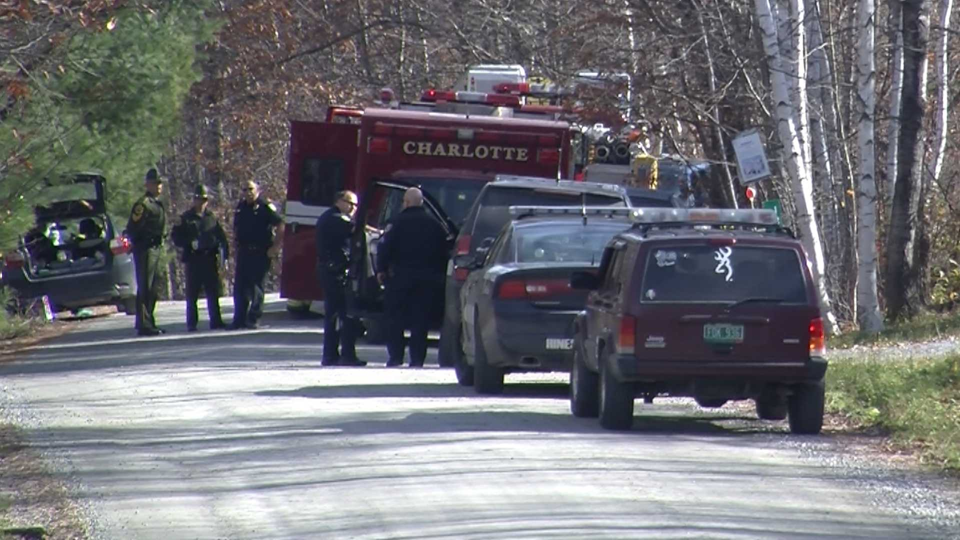 102412 Vt. road closed after possible meth lab explosion - img