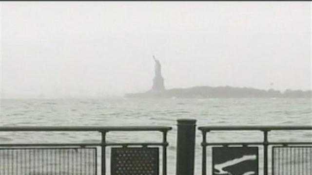 Hurricane Sandy is causing major travel problems and safety concerns along the east coast.
