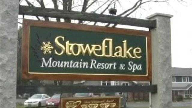 The Stoweflake is a toney family-owned resort that's been giving skiers a cozy place to stay for 50 years. Owner Chuck Baraw has opened his doors to families displaced by Hurricane Sandy.
