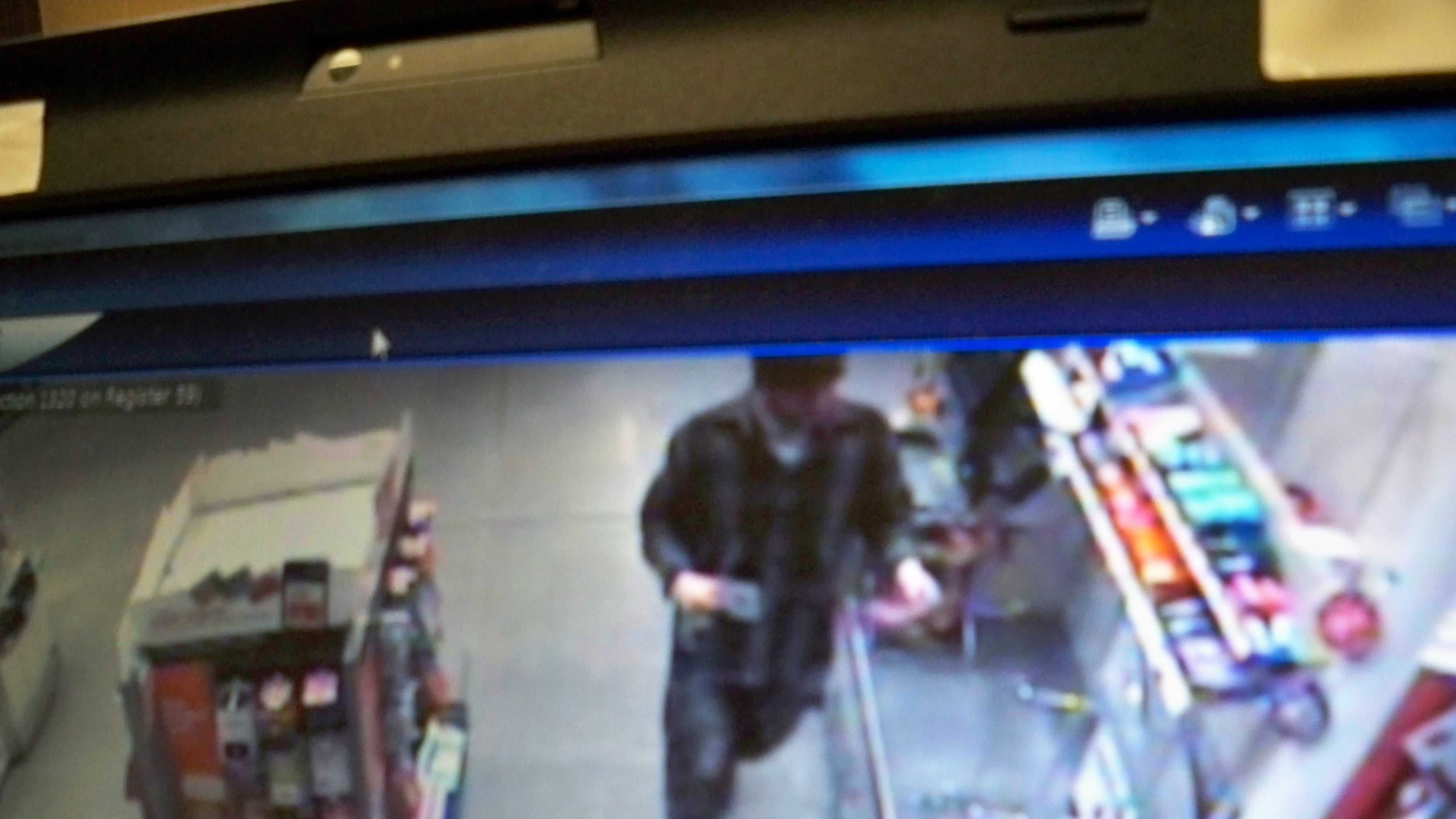 111512 Police release image of possible flasher suspect - img