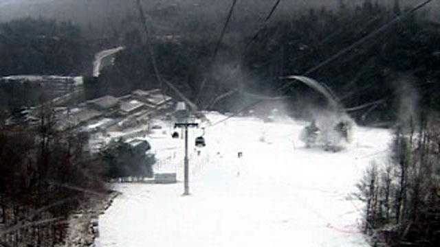 111812 NY-owned Whiteface Mountain opens 6 days early - img