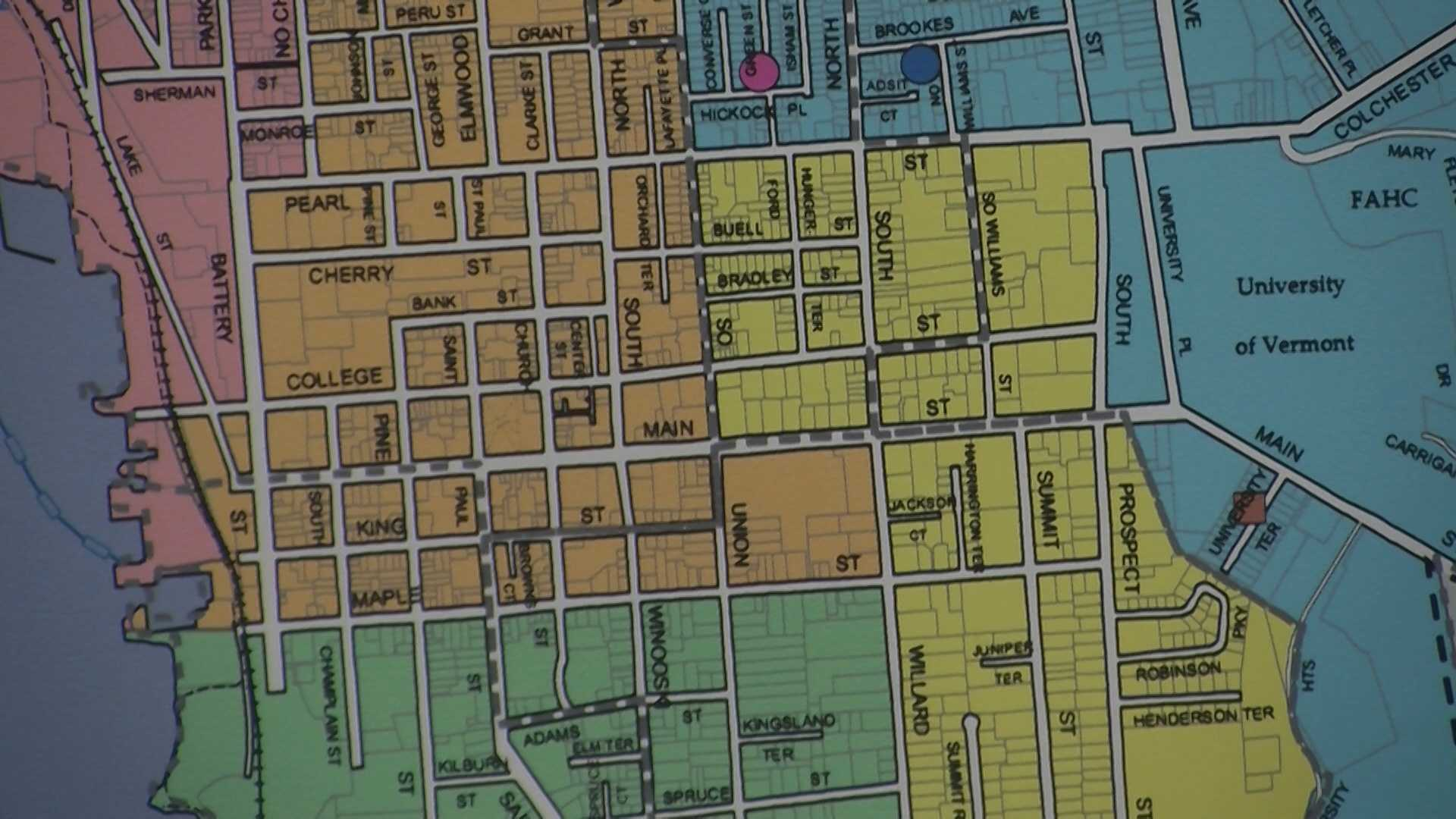 111912 Burlington committee stalled in ward redistricting - img