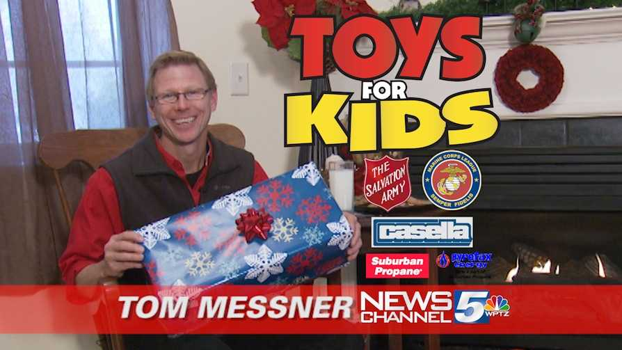 Holiday greetings from Tom Messner