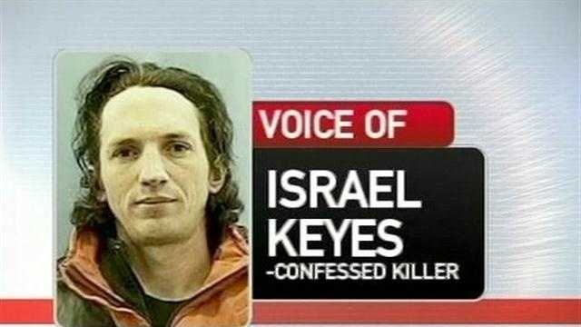 Forensic psychologist Tom Powell told New England Cable News he sees in accused serial killer Israel Keyes a psychopath who was obsessed with controlling whatever or whomever he could.
