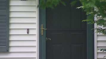 Keyes knew all the exterior doors of the Currier home had been locked.