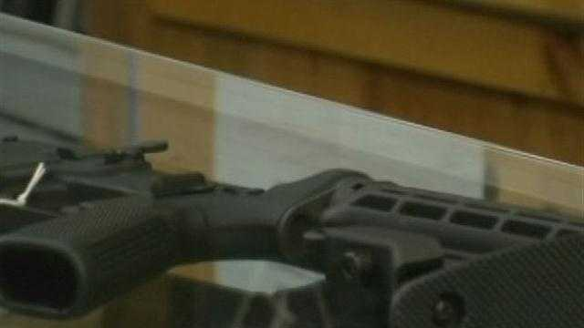 National debate impacts local gun shops