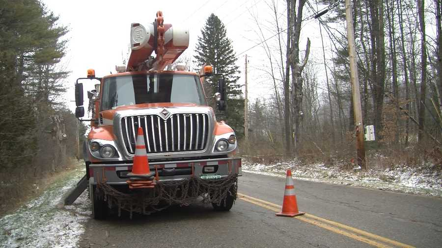 Green Mountain Power brought in 250 extra line workers and tree trimmers.