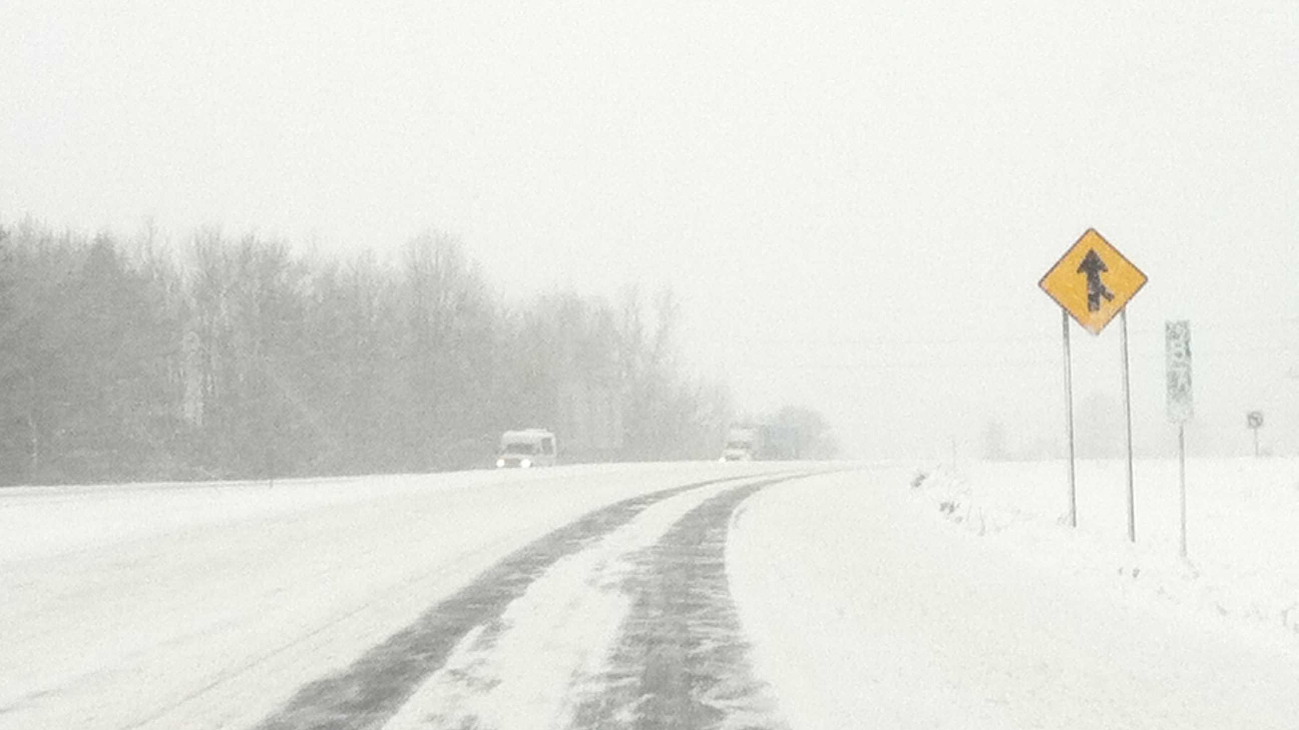 Snow patrol: Vt. roads