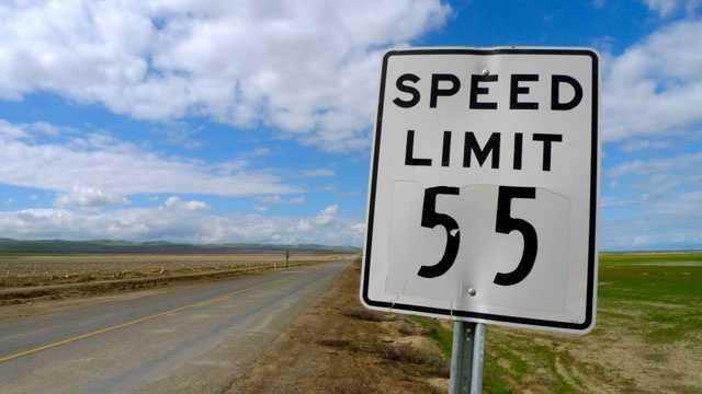 OTD January 2 - speed limit