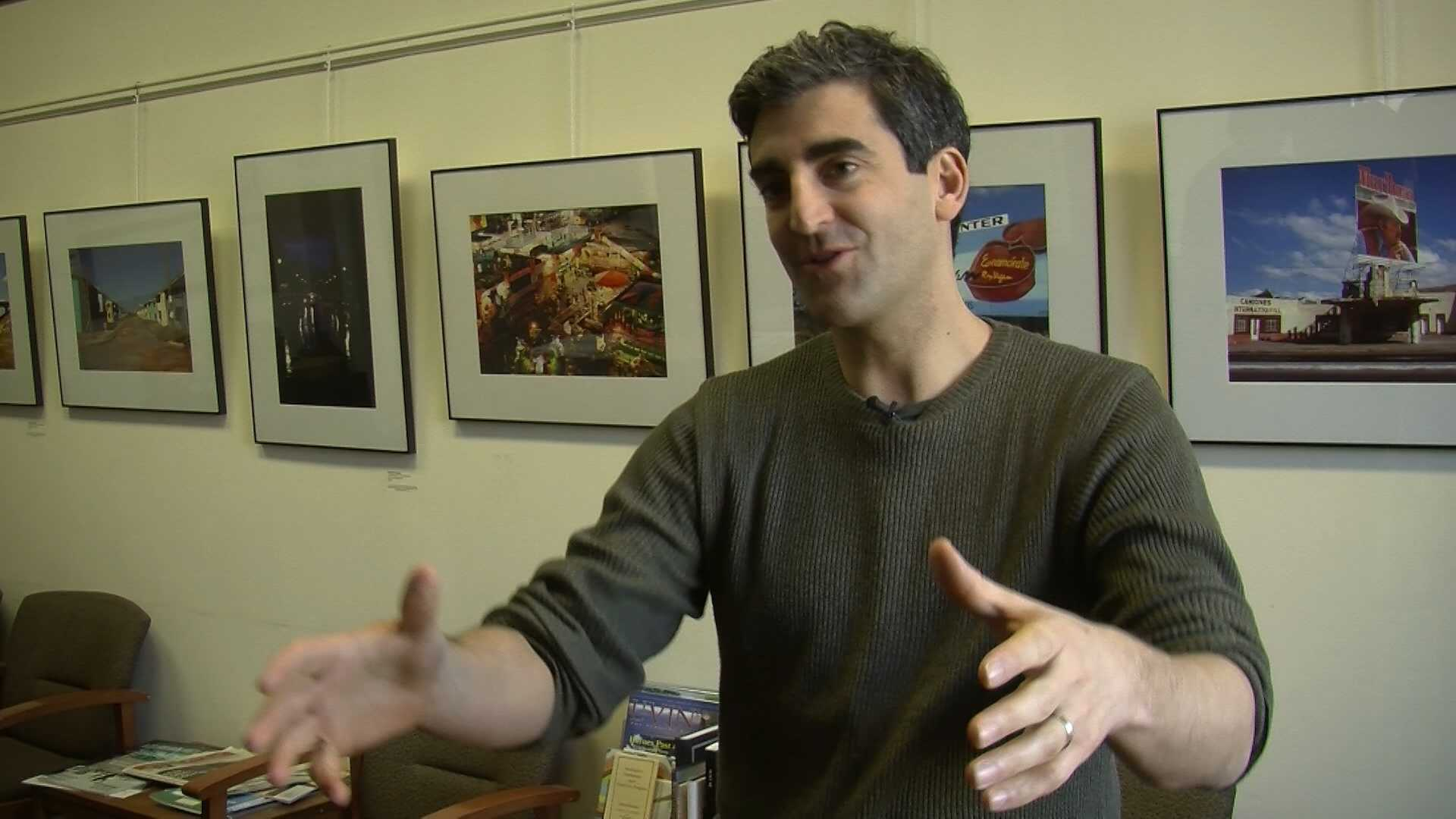 Burlington mayor Miro Weinberger shares what he'll be focusing on this new year.