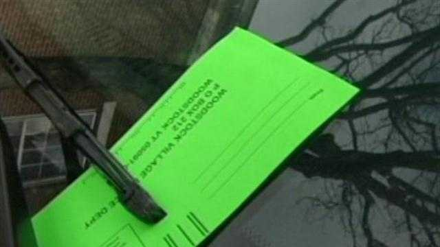 021413 Stung by parking tickets? No problem in one Vt. town - img