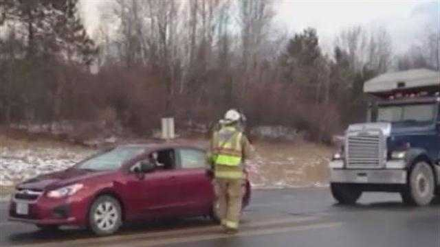 accidents on Interstate 91
