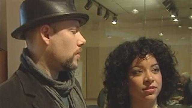 Nicole Nelson and Dwight Ritcher