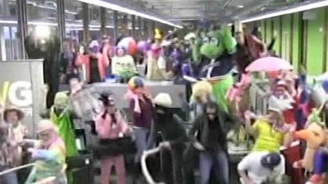 Harlem Shake at My Web Grocer