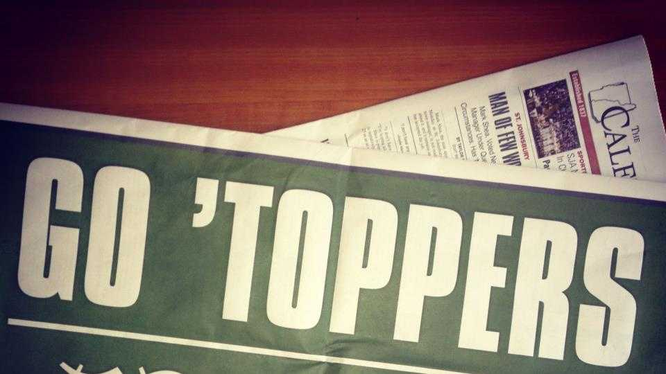 Poster lands Vt. newspaper in hot seat