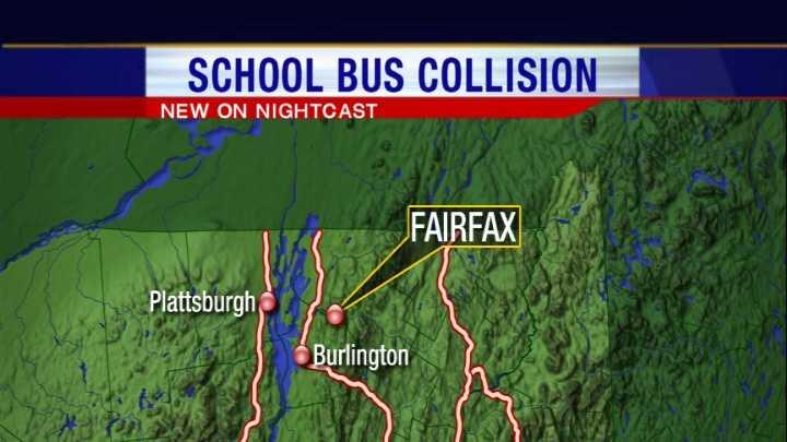 03-13-13 Police: Truck hits school bus mirror - img