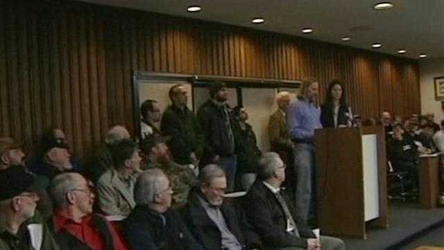 03-13-13 Clinton County to urge SAFE Act repeal - img