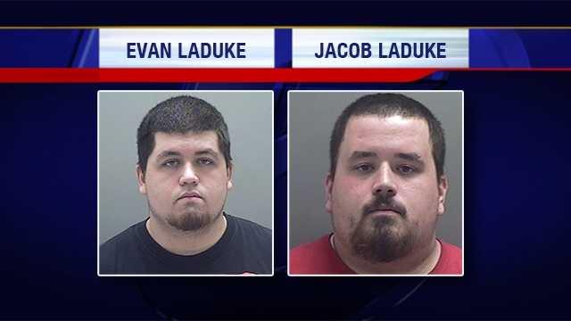 Laduke brothers
