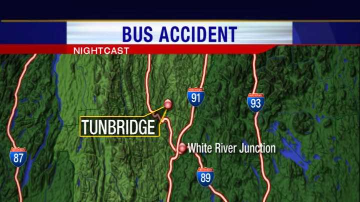 03-14-13 Police: 5 student hurt in bus accident - img