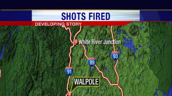 walpole shots fired map