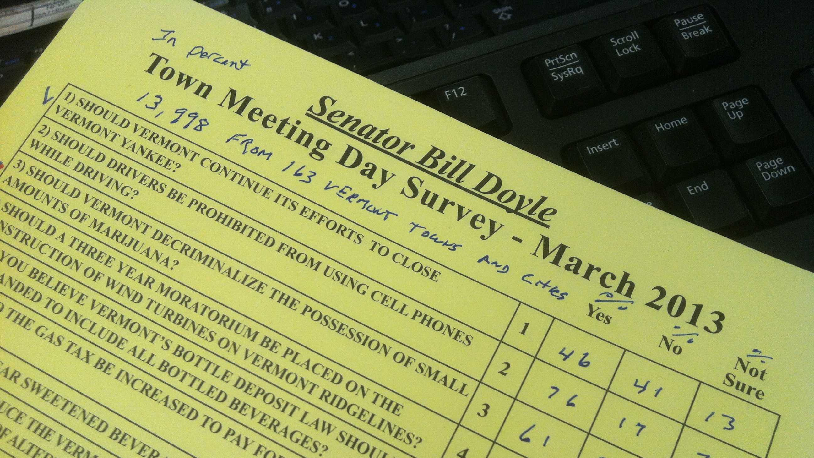 04-01-13 Vermonters oppose gas tax hike, survey finds - img