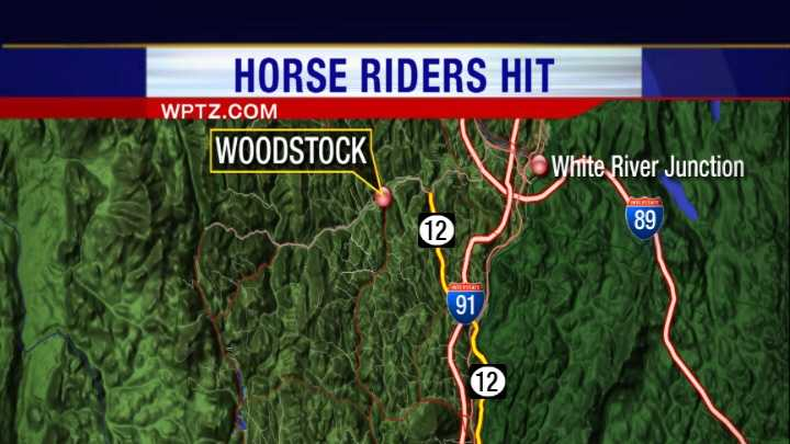 04-01-13 Police: Truck hits horses, riders - img