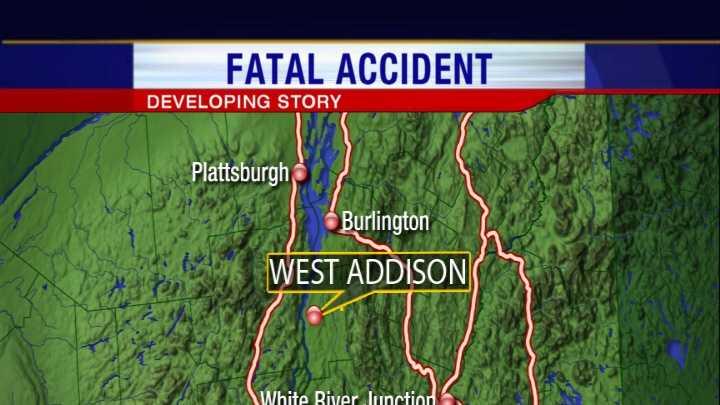 04-03-13 Fatal crash in Addison County - img
