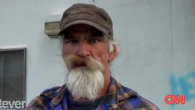 04-05-13 Homeless man's mustache gains him online fame - img