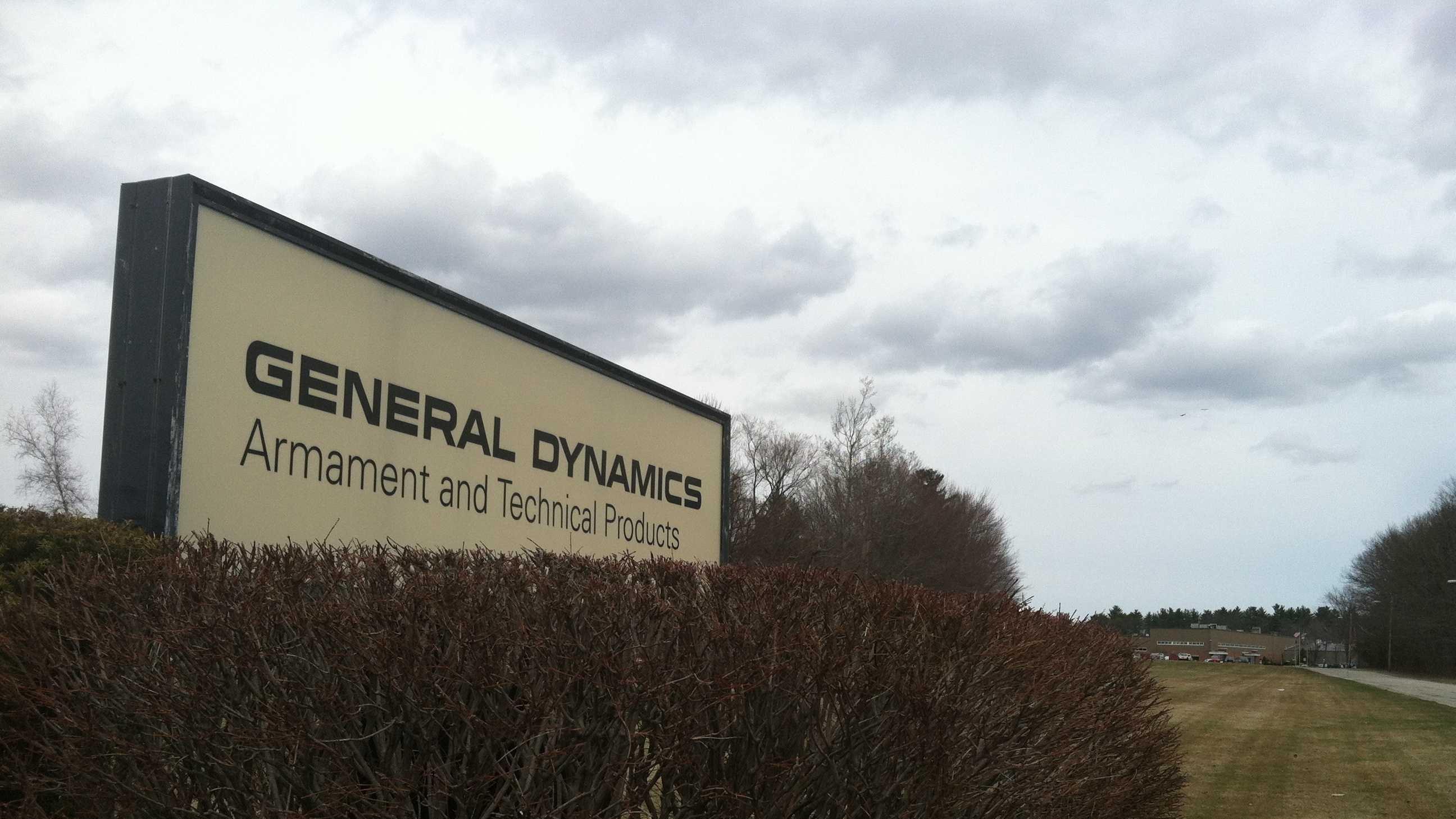General Dynamics, Saco