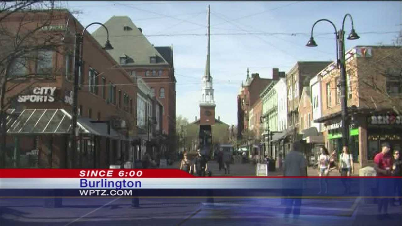 The Church Street no-trespass ordinance went into effect in March, but Burlington Police started patrols Wednesday.