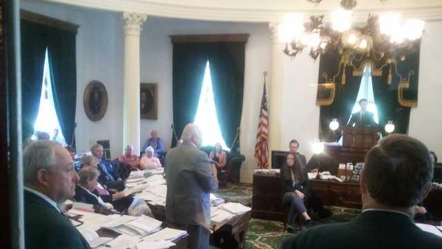 05-07-13 Vt. Senate votes to decriminalize marijuana - img