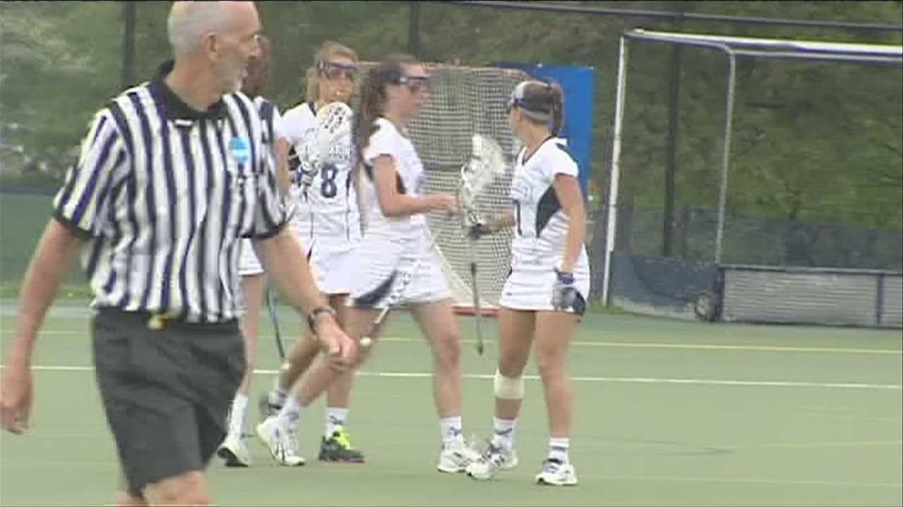 Middlebury all-american lacrosse players