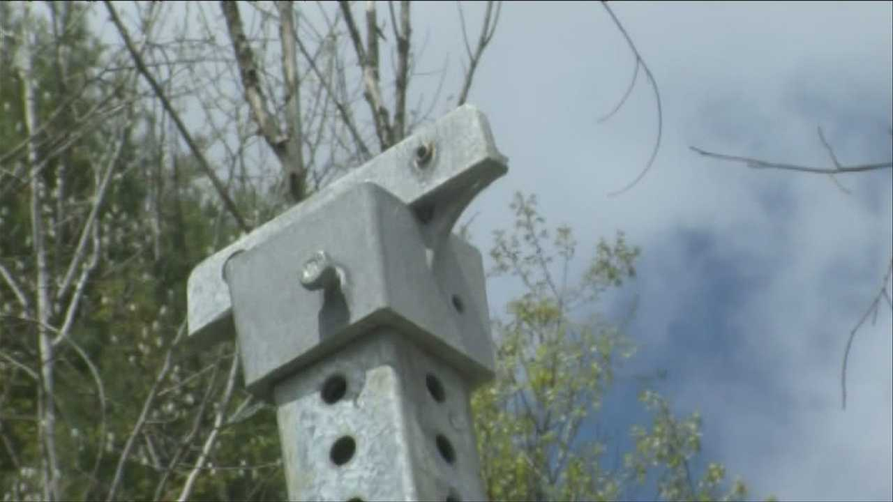 Thetford sees spike in stolen street signs